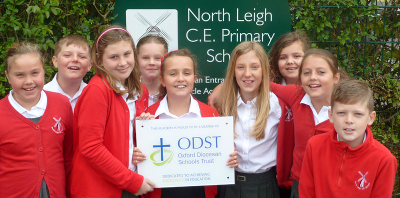 North Leigh C of E Primary School